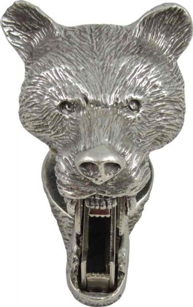 Jac Zagoory -Bears Growl Staple Remover