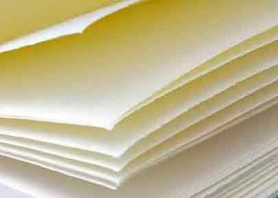 Blotting paper refills for rocker blotter