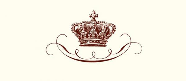 Alexa Pulitzer - Crown Scroll Long Pad