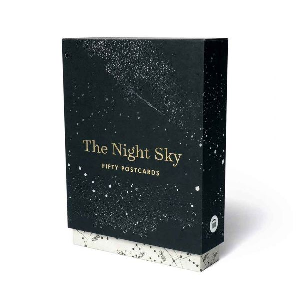Princeton Architectural Press - Notecards with Envelopes - Night Sky