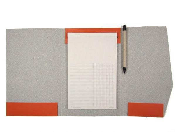 San Lorenzo - Regenerated Leather - Large Notebook