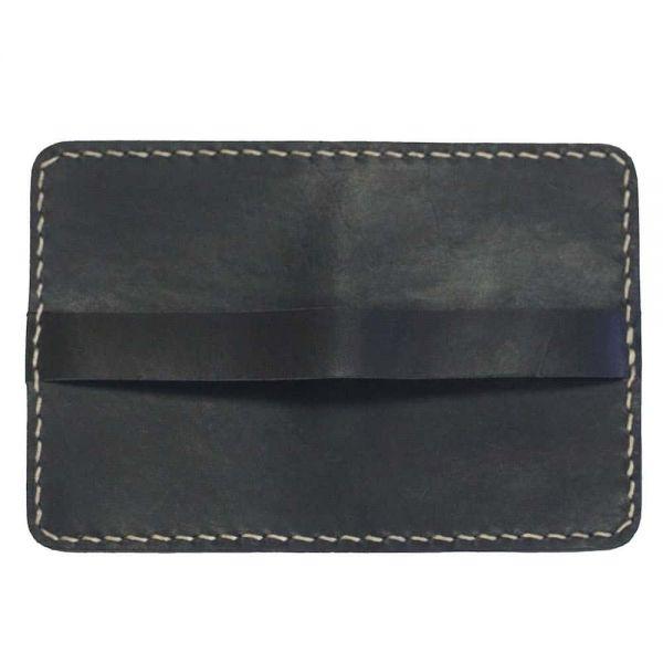 Alt Andina Leather Passport Holder – Accent Strap