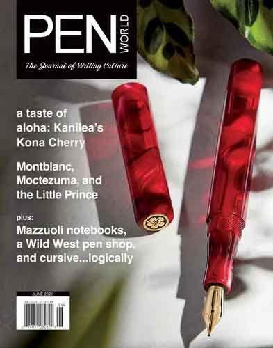 Pen World - June 2020