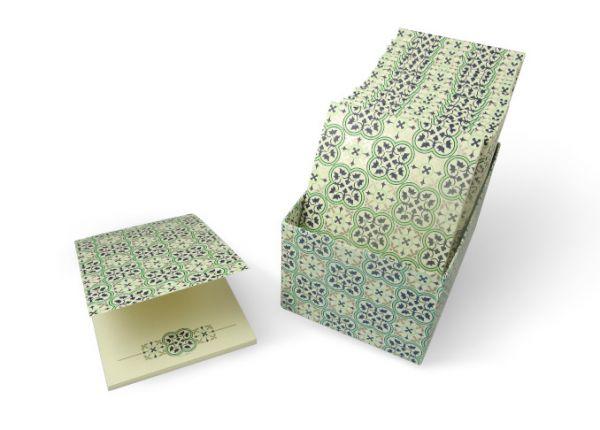 Kartos - Quadrilobo - Memo Pad