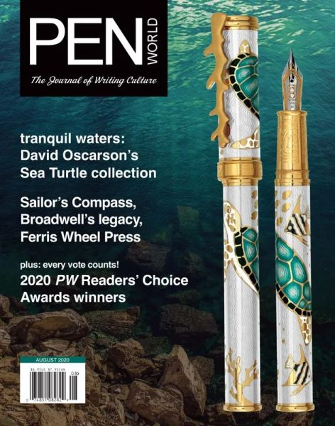 Pen World - August 2020