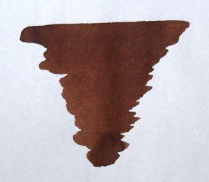 Diamine - Bottled Fountain Pen Ink - Saddle Brown - 30ml