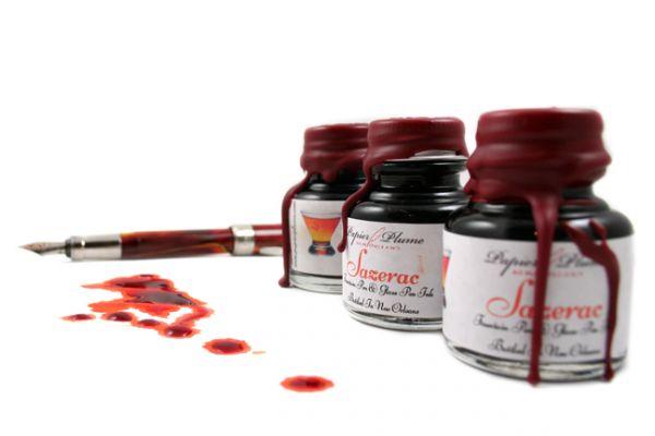 Papier Plume - New Orleans Collection Fountain Pen Ink - Sazerac
