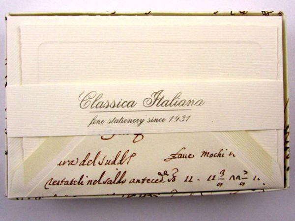 Rossi - Handwriting - Medium Stationery