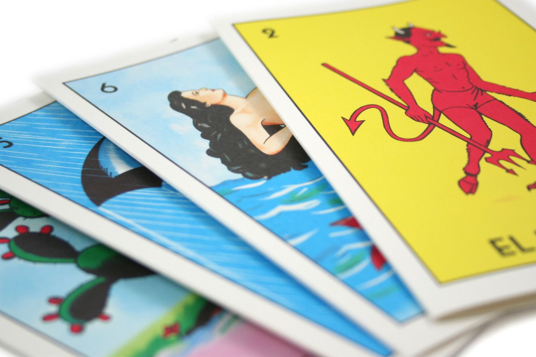 Chronicle Books - Notecards with Envelopes - Loteria
