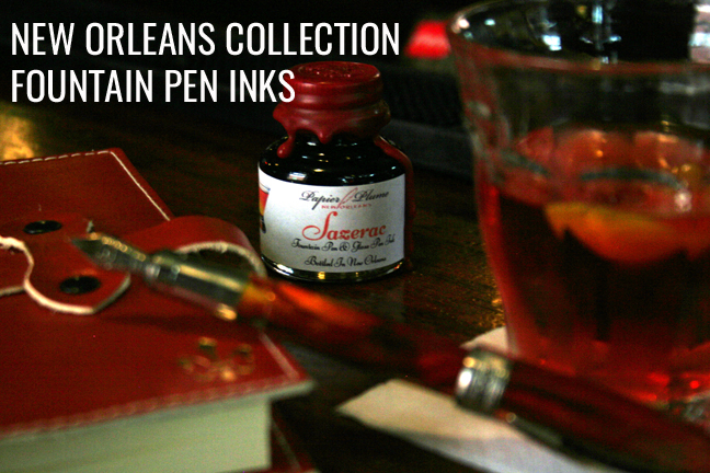 New Orleans Collection Inks