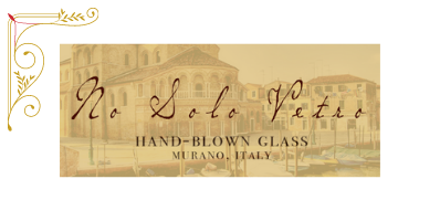 No Solo Vetro Glass Pens & Inkwell Sets