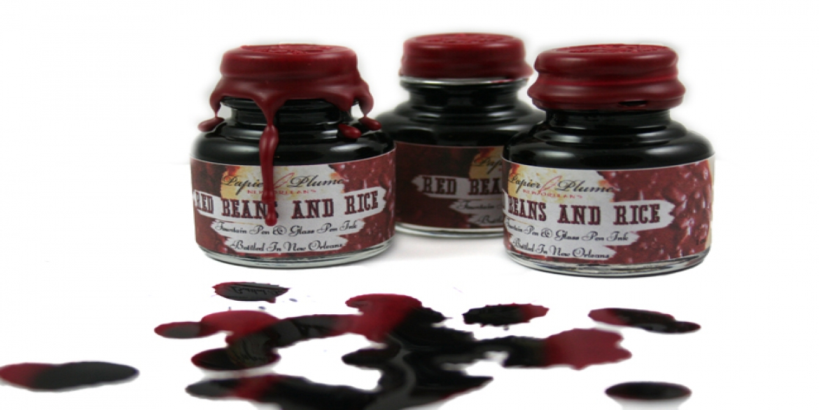 Red Beans And Rice Fountain Pen Ink