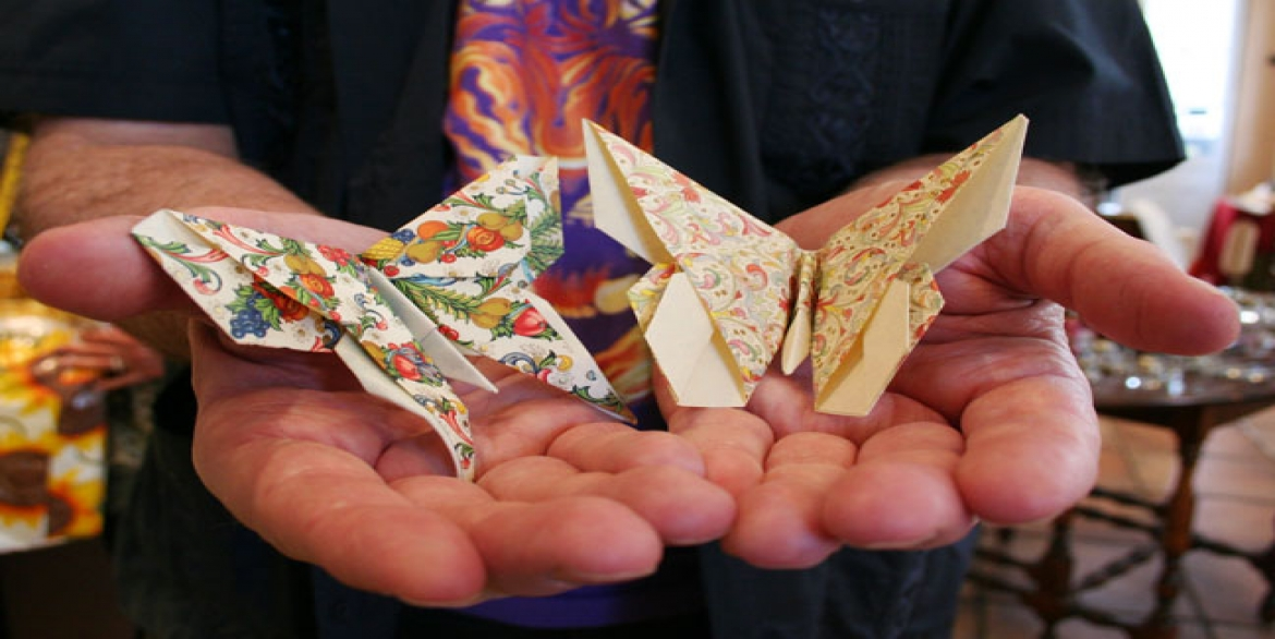 Origami with Rossi