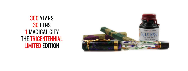 300 Year Pen