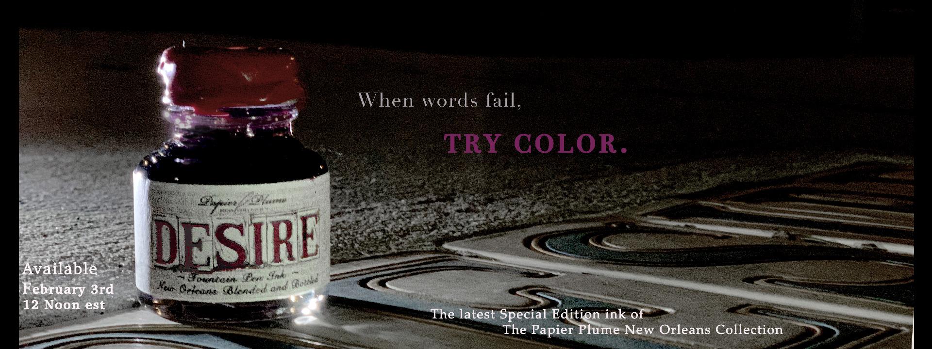 Desire Ink